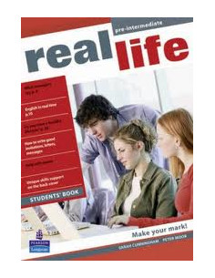 Real Life Global Pre Intermediate Book