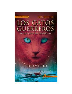Fuego Y Hielo *saga Los Gatos Guerreros 2