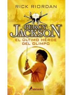 5. El Ultimo Heroe Del Olimpo (nueva Ed) *percy Jackson Y Los Dioses Del Olimpo