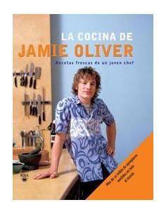 La Cocina De Jamie Oliver *recetas Frescas De Un Joven Chef