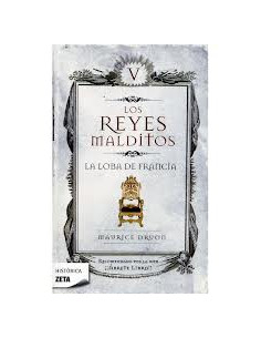 Los Reyes Malditos 5 La Loba De Francia