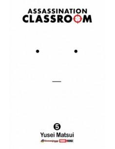 Assasination Classroom Vol 5