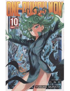 One Punch Man Vol 10