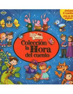 Coleccion La Hora Del Cuento Vol 1 (color Azul)
