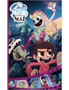 Stars  Vs Las Fuerzas Del Mal Comic 1