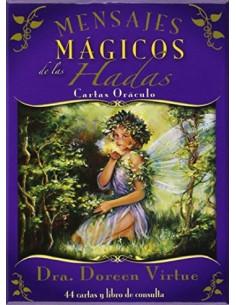 Mensajes Magicos De Las Hadas Libro + Cartas