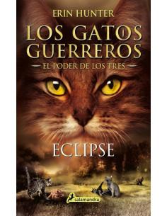 Eclipse *los Gatos Guerreros El Poder De Los Tres 4*