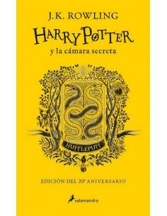 Harry Potter Y La Camara Secreta 2 Tapa Dura Hufflepuff