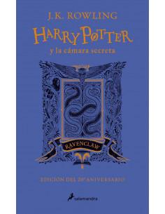 Harry Potter Y La Camara Secreta 2 Tapa Dura Ravenclaw