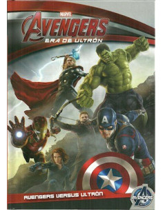 Avengers Versus Ultron *coleccion Avengers Era De Ultron