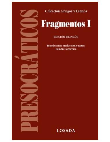 Testimonios Y Fragmentos I