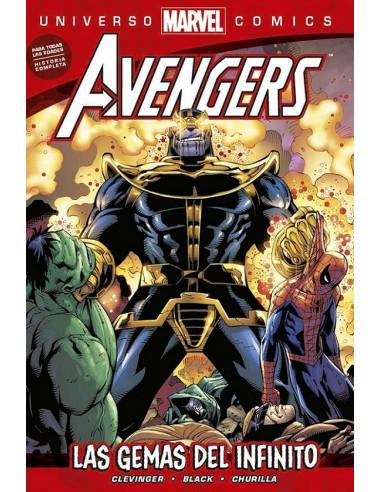 Coleccion Universo Marvel Las Gemas Del Infinito