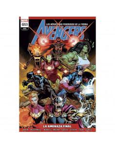 Marvel La Amenaza Final *los Heroes Mas Poderosos Vol 1