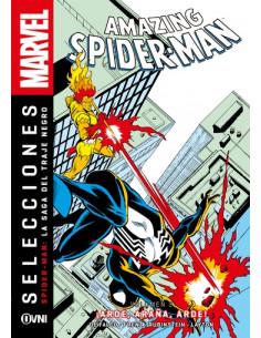 Selecciones Spider Man Saga Del Traje Negro 3