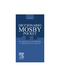 Diccionario Mosby Pocket De Medicina Enfermeria Y Ciencias De La Salud