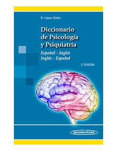 Diccionario De Psicologia Y Psiquiatria *español Ingles Ingles Español