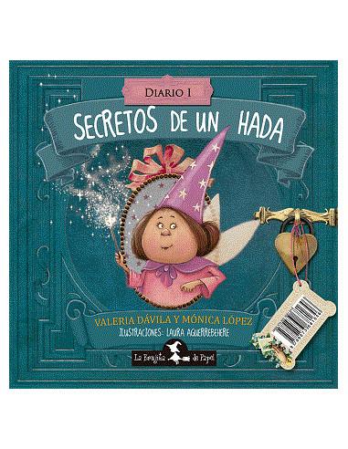 Diario 1 Secretos De Una Bruja/ Secretos De Un Hada