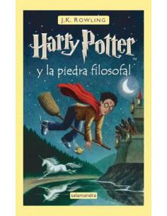 Harry Potter Y La Piedra Filosofal 1 Tapa Dura