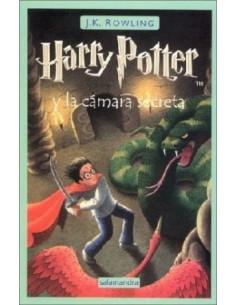 Harry Potter Y La Camara Secreta 2 Tapa Dura